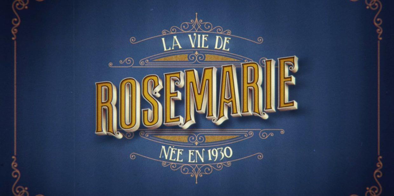 Rosemarie F